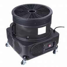 Skyube / skydancer blower 1100 watt met wieltjes